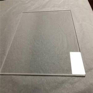 Borosilicate Glass Disc/ Borosilicate Glass Plate/ Pyrex Glass Sheet for 3D Printer