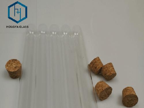 Borosilicate glass test tube